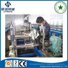 Máquina de fabricação de bandeja de cabo de tipo escada automática
