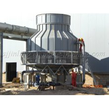 Counter Flow & Round Cooling Tower (Série JLT)