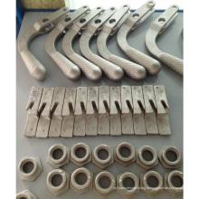 Peças de fundição de aço inoxidável
