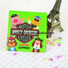 Kunststoff Baby Bad Buch/EVA Bad Buch/PVC-pädagogische Bad Buch Babyspielzeug