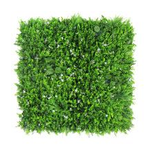 Nuevos diseños DIY barato 100 * 100 cm valla de jardín al aire libre para la pared