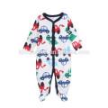 2017 aliexpress vente chaude à manches longues bébé barboteuses mignon conception bébé hiver bébé barboteuse jumpsuit