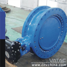 Awwa C504 Ductile Iron Ggg40 Body&Disc Wafer Butterfly Valve
