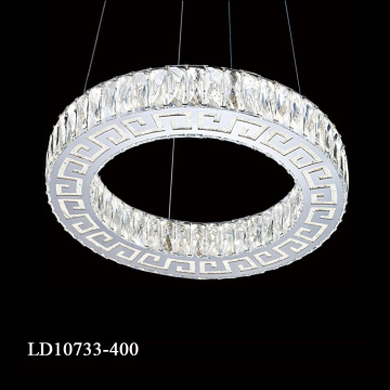 K9 Crystal Contemporary Chandelier Pendant