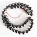 Perles rondes en hématite de 8MM
