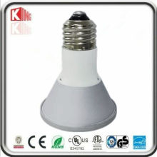 New 7W COB LED Bulb PAR20 Cold Forging Aluminum Lamp 2700-6500k