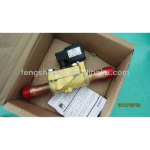 2-ходовой 2-х позиционный гидравлический соленоидный клапан 220в переменного тока