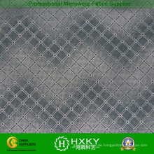 Polyester geprägte Farbic Stoff für winddichte Jacken