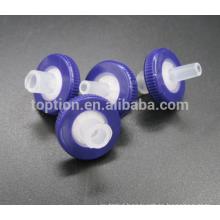 water filtration membrane nylon syringe filter 0.22um