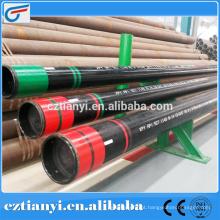 N80 API 5CT tubo de revestimento / tubo de aço carbono