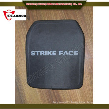Promotional Protection & Super Safety single & multi curved bulletproof plates