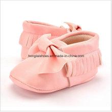 Modelos de la PU: Zapatos de bebé de interior del niño 08