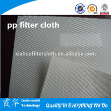 China PP high air flow air filter cloth roll