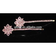 2015 New Rhinestone bobby pin Beaded Crystal Metal Barrettes