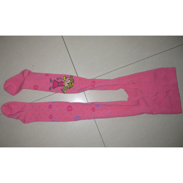 Pink lovely Tights Children Fancy Tights Children Tight Pant