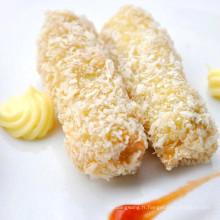 2014 Best-seller organique panko miettes de pain blanc