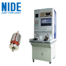Automatic Rotor Insulation armature testing machine