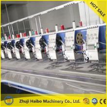 15 Глава компьютеризированной вышивки машина Фушунь вышивка машина компьютер вышивка машина видео используется t рубашка вышивка mach