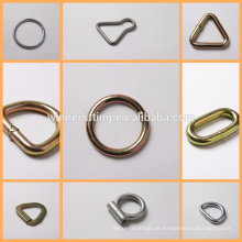 Metall-delta-ring-Dreieck ring