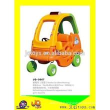 2016 crianças de plástico barato passeio no carro de brinquedo