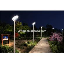 Liga de alumínio de fundição de alumínio rua solar modelo de jardim LED-J154 por manufaturado