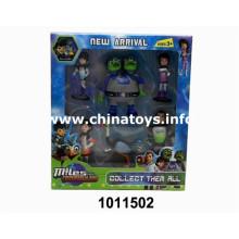 Heißer Verkauf Kunststoff Spielzeug Puppe (1011502)