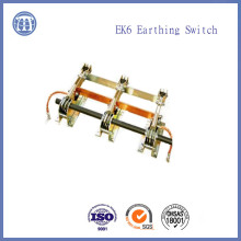 Interruptor de ligação à terra Ek6-12kv para aparelhagem