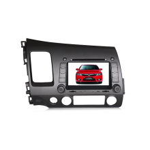 Yessun Car DVD / GPS / Bt / Iipod / TV pour Honda Civic (TS7722)