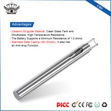 Stylo jetable de vaporisateur de logo de chauffage en céramique de stylo de CH5 Vape 0.5ml Amazone