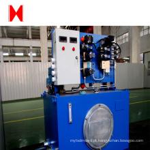 Sistema de controle de freio da estação hidráulica