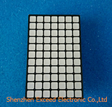 Square led Dot Matrix Display