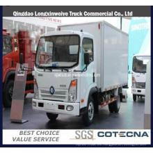 Camión de carga ligera Sinotruk HOWO 4X2 5ton