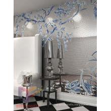 Elegant Art Hand Cut Crystal Mosaic Picture (CFD34)