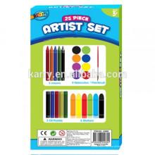 Conjunto Artista de 25 Peças ARTOYS A0069
