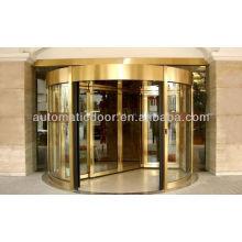Porta Dourada de 2 Alas