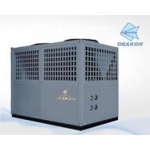 Low temperature heat pump water heater