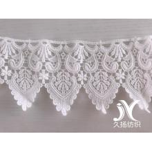 Crochet Polyester Embroidery Trim