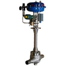 VELAN Cryogenic control valve