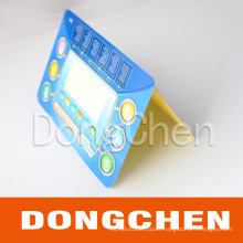Color Printing Game Player Membrane Keyboard Sticker