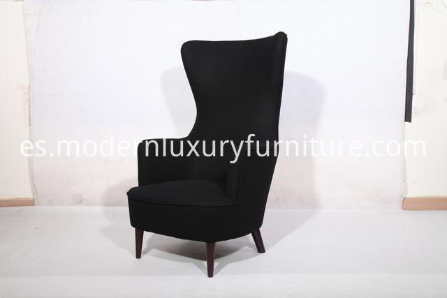 Designer Wingback Lounge Chair