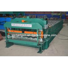 Machine de fabrication de feuilles d'aluminium