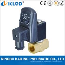 Klpt série 2 válvulas da maneira para Compressor de ar