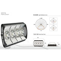220W LED Tunnel Light with CE RoHS FCC Certification