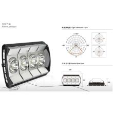 220W Светодиодный туннельный светильник с сертификатом CE RoHS FCC