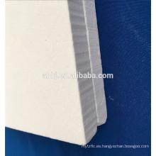 fieltro incombustible de la fibra de cerámica del zirconia de la alúmina