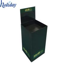 Publicidad de Pop Dump Bin Dump Bin, material de reciclaje de reciclaje Dump Bin Display Stand