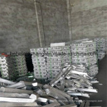 Prix d'usine Aluminium Alloly Lingot