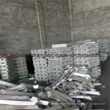 Factory Price Aluminum Alloly Ingot