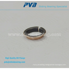 P11 Collar bushes,sintered bronze bushing,bronze bushing thin wall bearing