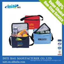 Não tecidos ou poliéster cooler sacos / baratos térmico quente e frio saco mais frio
